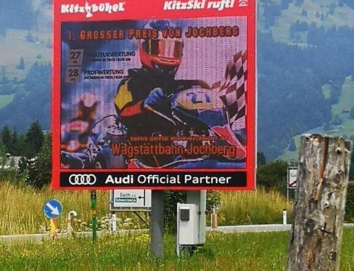 VST Kitzbühel sammelt Spenden beim Kitz Kart Team Event in Jochberg