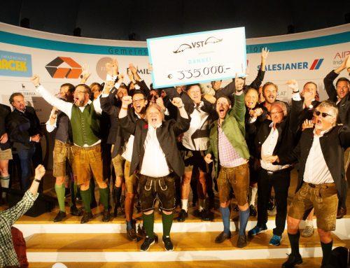 Erneuter Spendenrekord beim diesjährigen Charity Turnier